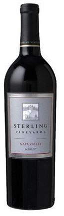 Sterling Vineyards Merlot Napa Valley